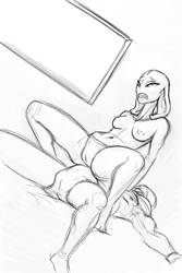Official and Sexy ZILU - sfw(ish) by zimaja