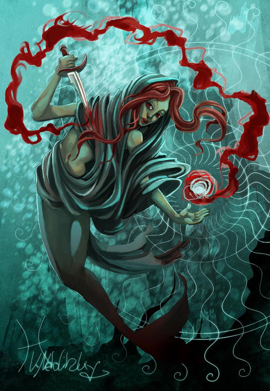 Zodiac Warrior Pisces by Kaos-Felida