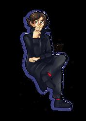 30 days of what inspires me - Day 13 Sherlock by Kaos-Felida
