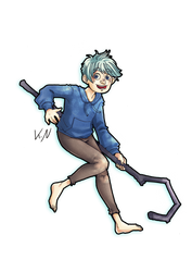 30 days of what inspires me - Day 15 Jack Frost by Kaos-Felida