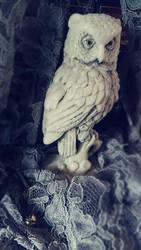 Odl Owl by Elisiami