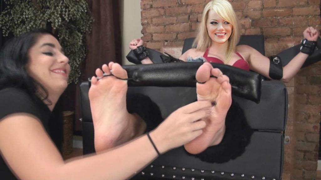 Blonde Tickling 56