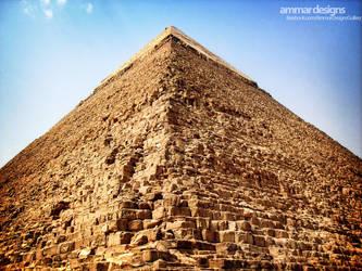 Great Pyramid by ammardesigns