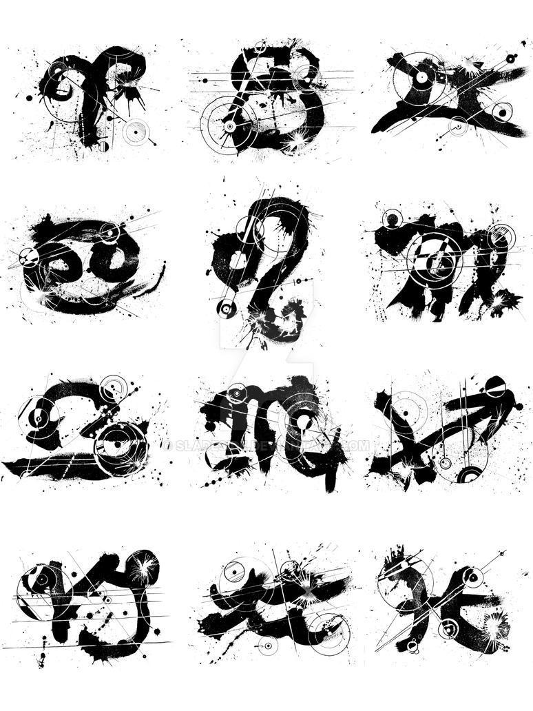 Gonzo Zodiac by sladeside