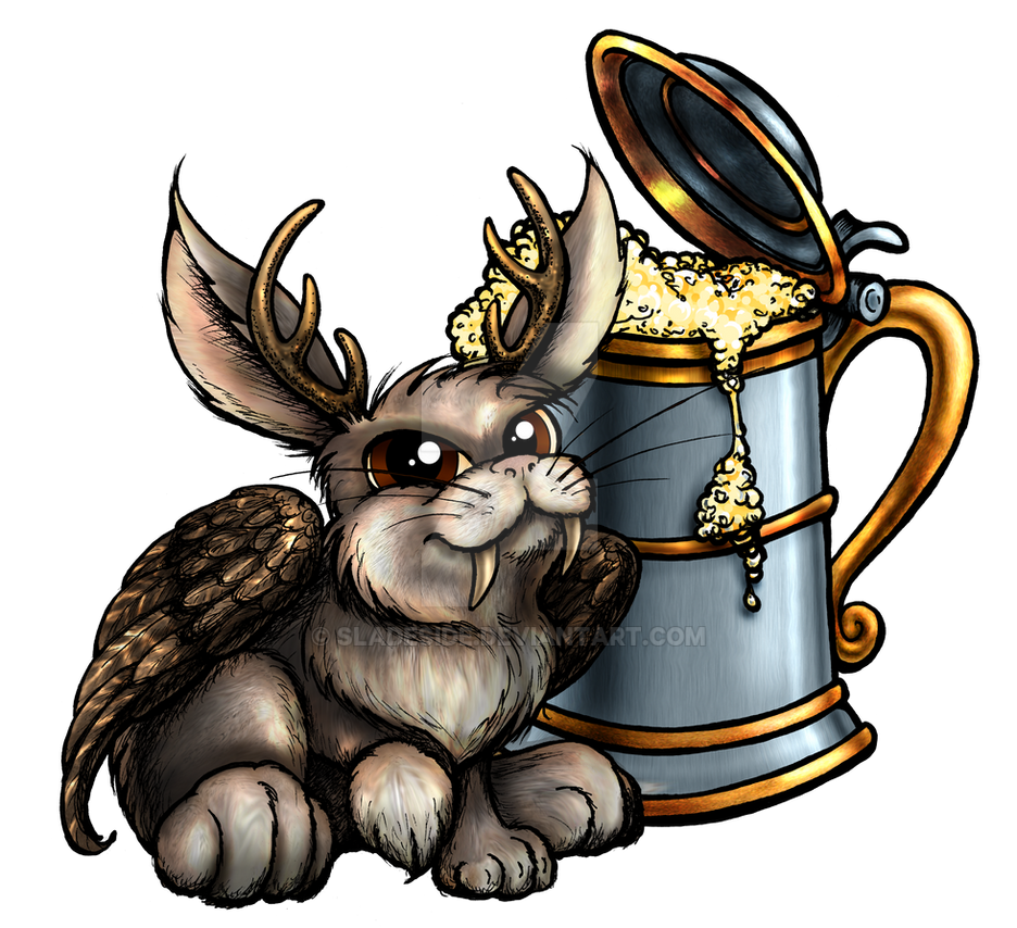 Wolpertinger 2.0 by sladeside