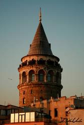Galata Kulesi by ishn