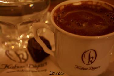 Turk Kahvesi - Turkish Coffee by ishn