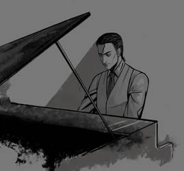 mr. Kroun by BlackDeathman
