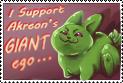 I Support Akreon