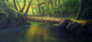 Scenery Forest WIP