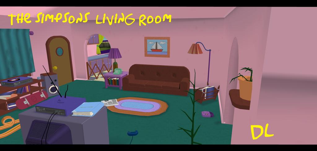 Exceptional Ideas Simpson Living Room On Upiki