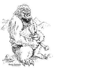 Carnivorous Ape logo 1280x1024