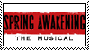 Spring Awakening Stamp by superxninjas
