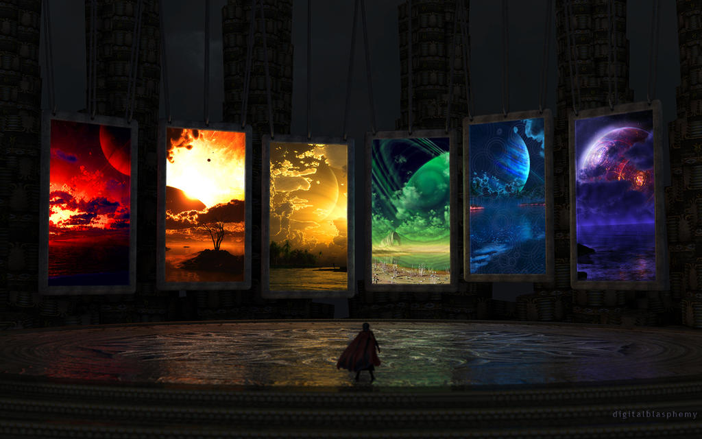 Portals by dblasphemy