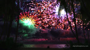 Starburst (Happy Independence Day!!) by dblasphemy