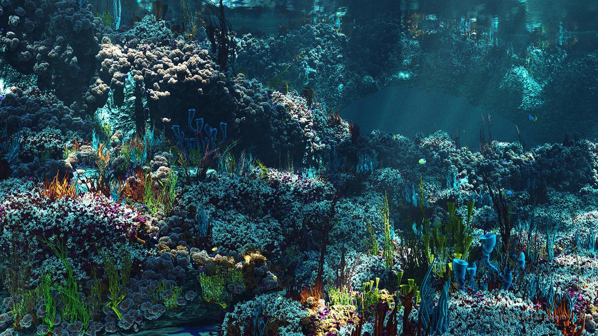Nemo's Garden by dblasphemy