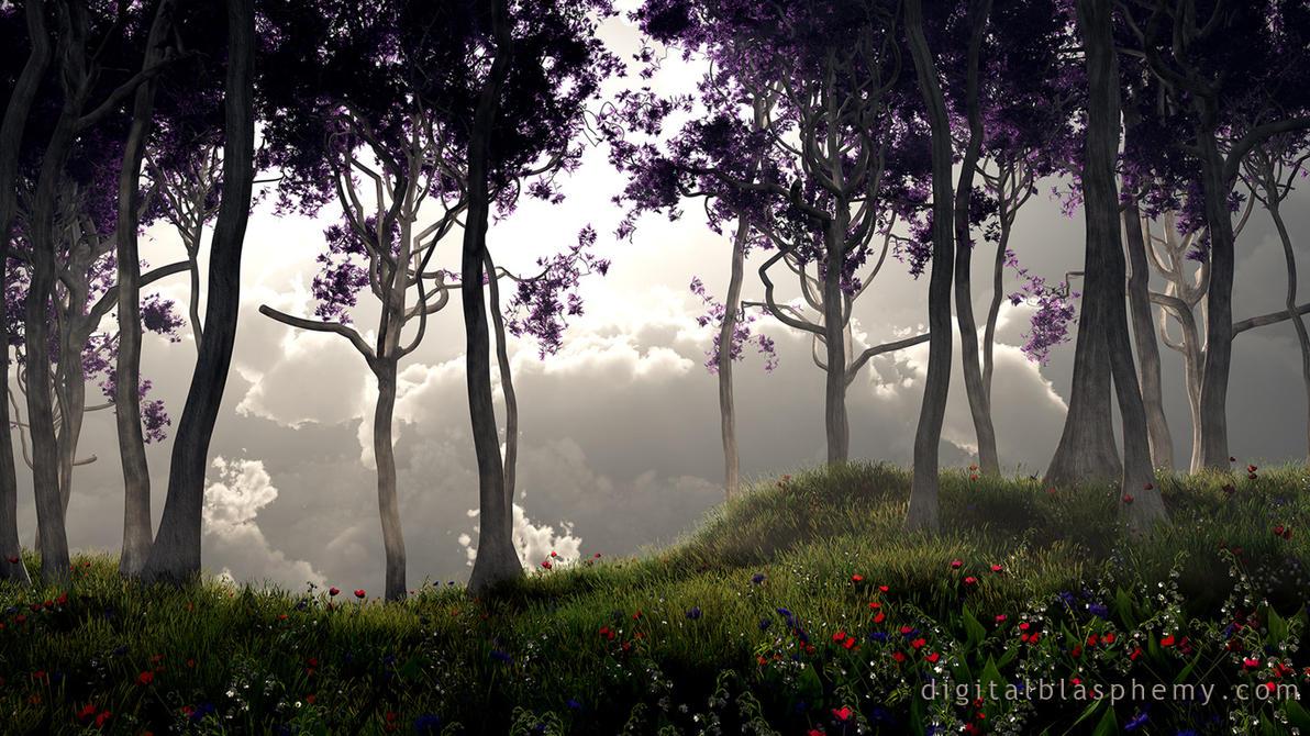 Skygate (Spring) by dblasphemy