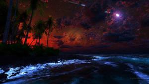 Nightfall by dblasphemy