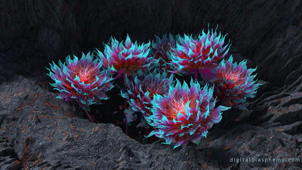 Flora by dblasphemy
