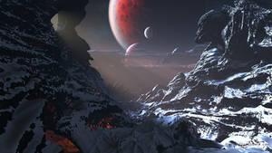 Vulcan (Snow) by dblasphemy