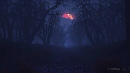 Bad Moon Rising (Happy Halloween!)