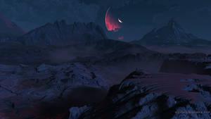 Badlands (Night)