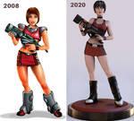 Gungirl 2008 x 2020