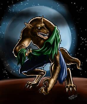 Werewolf - Draw this again 2021