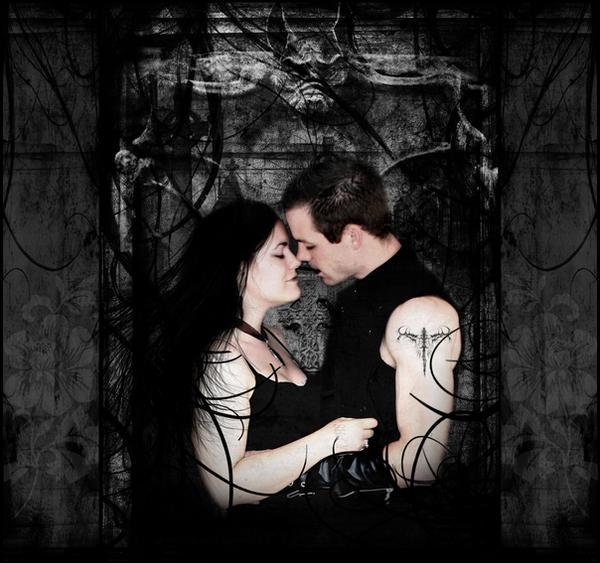 Gothic Love LoveGothic Art