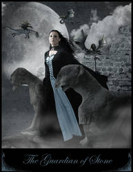 The Guardian of Stone by MorbidMorticia