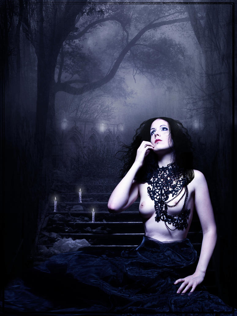 The Gothic Beauty by MorbidMorticia