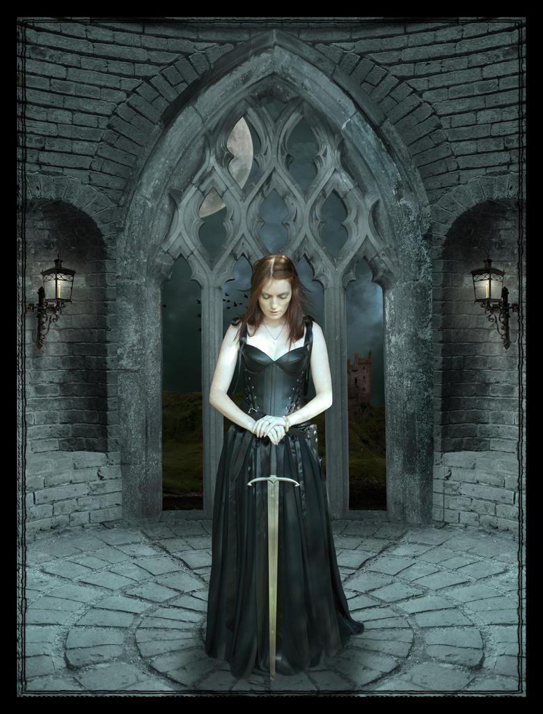 Le Guardien by MorbidMorticia