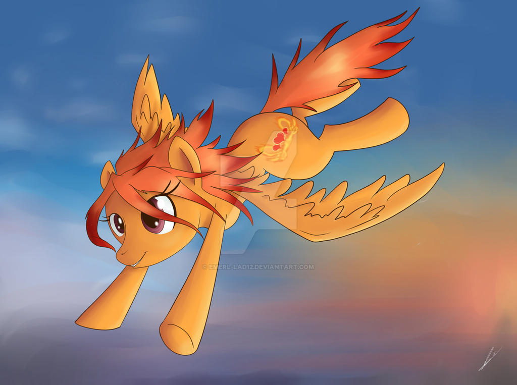 COMM - Dawn Glimmer by Emerl-lad12
