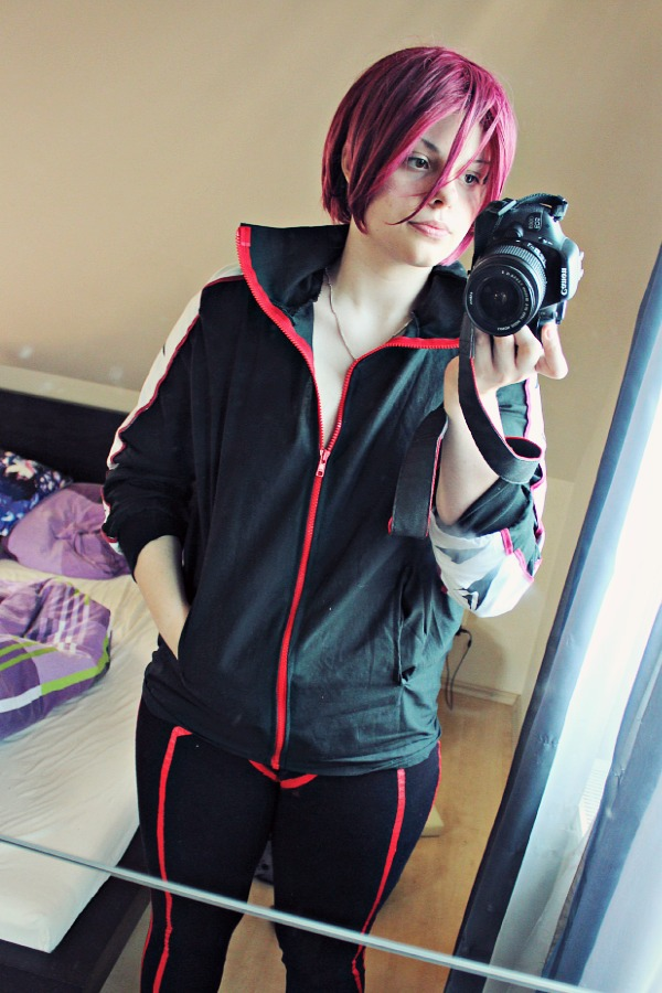 Rin Matsuoka Cosplay *finished* by karinWaterproof