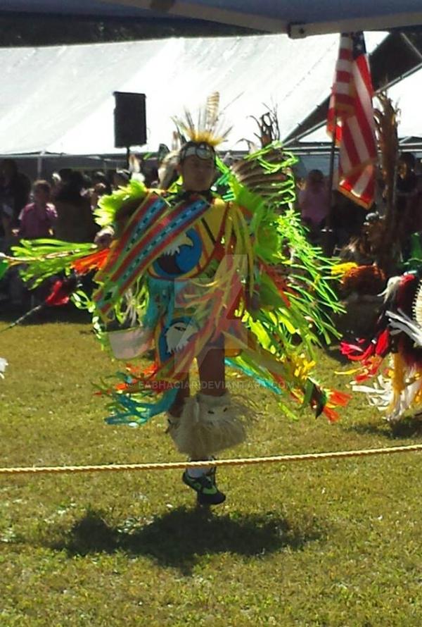Dancer in the sun by eabhaciar