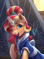 Sushi Shimmer by VanillaGhosties
