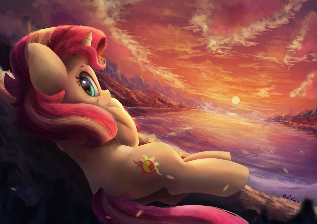 Sunset at Sunset [Collab]
