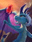 Dragon Lord Ember [ATG IX D26]