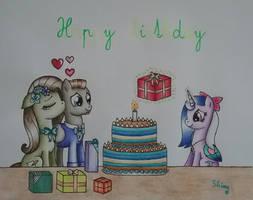 Happy birthday, Justin! by ShinyPteranodon