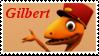 My stamps: Dinosaur Train - Gilbert Troodon by ShinyPteranodon
