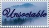 My stamps: Unsociable by ShinyPteranodon