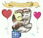 Happy (early) birthday, Justin