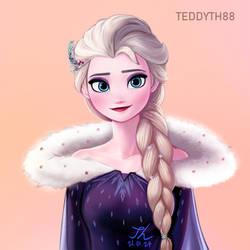 210124 OFA Elsa by teddyth88