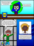 The Adventure of ElasticGirl Stretching Page 9