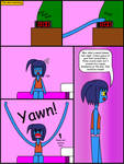 The Adventure of ElasticGirl Stretching Page 13
