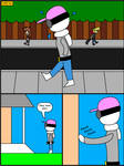 The Adventure of ElasticGirl Stretching Page 21