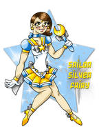 SSS: Sailor Silver Fairy by caleigh