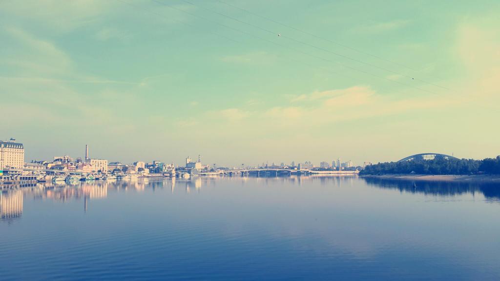 Kyiv morning by dcdc2424