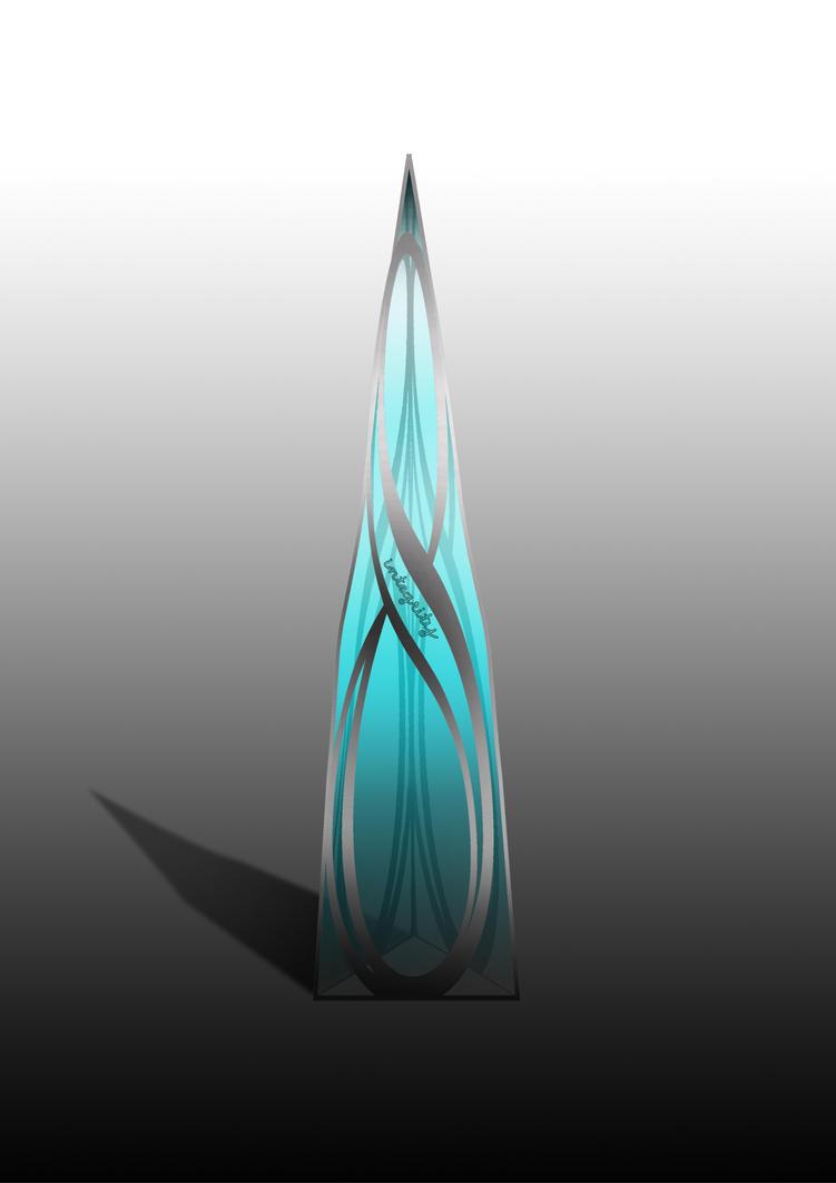 Allard prize statuette concept design B 2013 by dantraxx