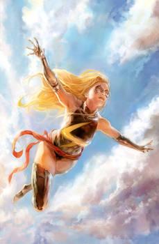Ms Marvel - Xermanicob